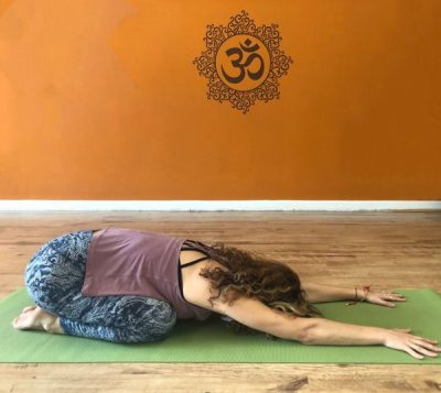 Five yoga poses to help you survive the Christmas rush