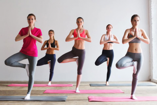Five reasons you should take up Yoga in 2019